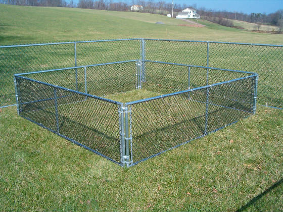 portable fencing steeltype