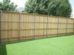 cheap fence panels wood
